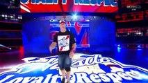 John Cena entrance at Smackdown 3-1-2017