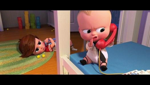 The Boss Baby Official Trailer 1 (2017) - Alec Baldwin ...