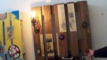 Transformer des palettes en de magnifiques meubles et déco