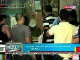 BP: Lalaki sa Cebu, patay nang barilin ng sariling anak; 16-anyos na babae, patay sa pamamaril