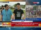 BT: Aide ni Sec. Robredo na si Sr. Insp June Abrazado, dumalo sa imbestigasyon ng CAAP