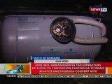 BT: DOH-NCR: Tiyaking maayos ang pagkaka-convert ng Auto LPG tank ng mga taxi