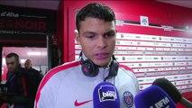 Foot - L1 - PSG : Thiago Silva «On ne peut pas prendre des risques comme ça...»