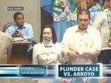 Saksi: Kampo ni dating Pres. Arroyo, humingi sa SC ng TRO vs. arraignment ng plunder case