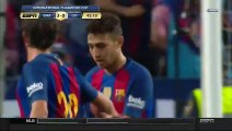 Barcelona 4 - 2 Leicester City All Goals and Full Highlights International Champions Cup