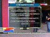 Video NTG: Mga bangko, sarado simula bukas maliban sa mga may kiosk sa mall na bukas sa Nov. 3-4