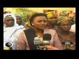 Rencontre de la présidente panafricaine des jeunes avec les femmes et jeunes de Sibi