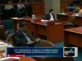 Saksi: Sen. Tito Sotto, nakakuha ng mga kakampi sa gitna ng isyu ng plagiarism