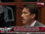 SONA: Sen. Tito Sotto, nanindigang hindi siya nag-plagiarize