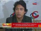BT: Ely Buendia, direktor at artista sa isang bagong pelikula