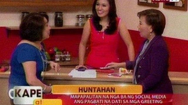 KB: Huntahan: Bakit mas patok ngayon ang social network messaging kesa personal messaging? (Part 2)