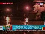 BP: Mahigit 40, naitalang namatay sa Davao Oriental dahil sa Bagyong Pablo