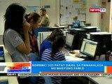 NTG: NDRRMC: 325 patay dahil sa pananalasa ng Bagyong Pablo