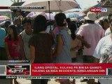 QRT: Ilang opisyal sa Davao Oriental, kulang pa rin sa gamot