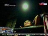 NTG: Ilang Mangyan sa Bansud, Oriental Mindoro, ipagdiriwang ang kanilang unang pasko na may ilaw