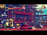 ULTRA STREET FIGHTER IV DALSIM VS KEN MODO ARCADE (FULL HD)