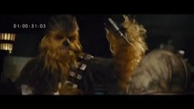 Star Wars Episode VII - Deleted Scene Chewbacca ripping off Unkar Plutt's arm (2