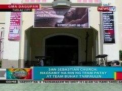 BP Aabot sa 60 pulis nakabantay sa paligid ng Imus City Hall