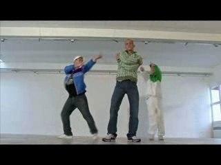 James Deano - Les Blancs Savent Danser:La preuve en images