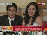 BT: Manager ni Ryan Agoncillo, itinangging naghain ng annulment ang tv host