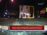 UB: Sunod-sunod na aksidente sa daan, naitala sa Metro Manila nitong mga nakalipas na araw