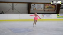 VIDEO (41). Tournoi de France de patinage artistique à Romorantin