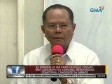 El Shaddai at iba pang Catholic Groups, mag-aanunsyo ng kanilang iiendorsong senatorial candidates