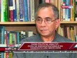 SONA: El Shaddai at iba pang Catholic groups, mag-e-endorso ng 6-8 senatorial candidates