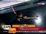 KB: Huntahan: Summer activity para sa mga bata: Chinese martial art na Wushu