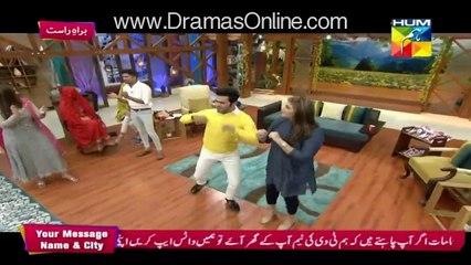 Last Dance of Noor in Her Own Morning Show Video