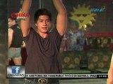 24 Oras: Aljur Abrenica, gaganap na macho dancer sa Magpakailanman