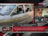 QRT: PNP, patuloy ang pangangalap ng ebidensya sa ambush sa Bacoor, Cavite