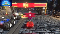 Halloween Cars 2 Disney Infinity 3.0 Gameplay! Cars/Kids/Fun! Disney Game Cars Racing Movie