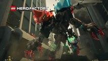 Lego Hero Factory - Evo XL Machine 44022 & Splitter Beast vs Furno & Evo 44021