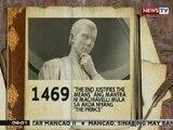 KB: 1469: 'The End Justifies the Means' ang mantra ni Machiavelli mula sa akda niyang 'The Prince'