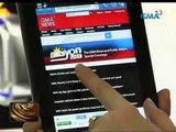 """Pinakabagong balita kaugnay ng eleksyon, makikita gamit ang """"Eleksyon 2013 Quick Code App"""" ng GMA"""