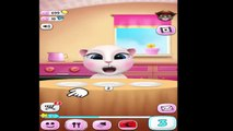 My Talking Angela Gameplay 14 Connect Game Brick Breaker Game