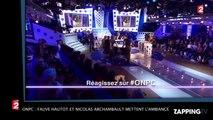 ONPC : Fauve Hautot danse dans les bras de son beau partenaire sur le plateau (vidéo)