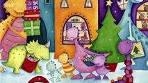 cBeebies Children Cartoon . CBeebies Bedtime Stories . s01e390 . Robert Webb - Santasaurus