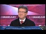 """Jean-Luc Mélenchon invité  à """"Le Grand Jury""""  sur LCI le 15/01/2017"""