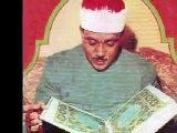 Amazing and Breathtaking quran recitation أروع ما رتل الشيخ عبد الباسط عبد الصمد