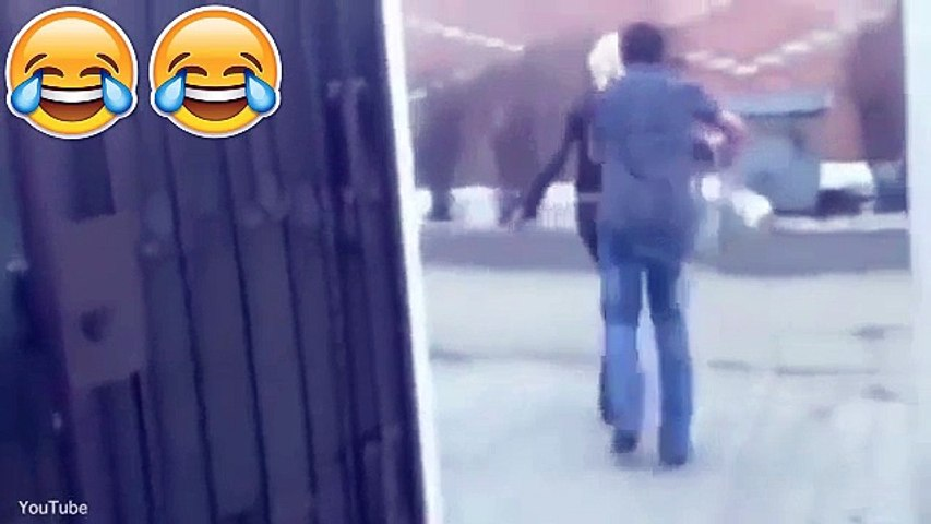 REALLY.... He throws his Girlfriend in the bin after finding out she had been cheating