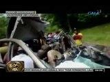 24 Oras: Sumadsad na eroplano ng Cebu Pacific, naialis na sa paliparan; Sasakyan at Truck