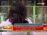 BT: DepEd, mahigpit na nagbabantay laban sa mga insidente ng pambu-bully sa mga eskwelahan