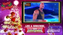 In Just 6 SECONDS! ROCK Destroys WYATTS - OMG Must Watch   The Rock & John Cena vs Wyatts Family
