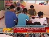 BT: Mga natigil sa pag-aaral, maaring magpatuloy sa alternative learning system ng DepEd