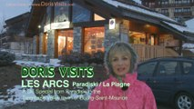 Les Arcs - snow at last. Travel the French Alps, and ski with Doris Visits
