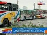 NTG: Dami ng bus na bumibiyahe sa EDSA, mas madaling mababantayan sa bagong BMDS ng MMDA
