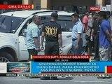 Babaeng taga-Quezon City na dinukot ng kidnap for ransom group, nasagip sa Davao City