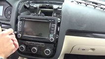 VW Golf Jetta MK5 Battery Replacement and Removal 2005 2006 2007